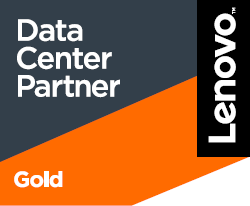 Gold Partner Status Certificate Lenovo v21
